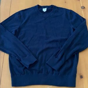 Gap women's blue sweater